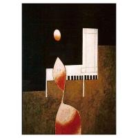 """Peinture"""" - Acrylique sur panneau - 2004"""