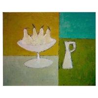 """""""Peinture"""" - Acrylique sur panneau -1999"""